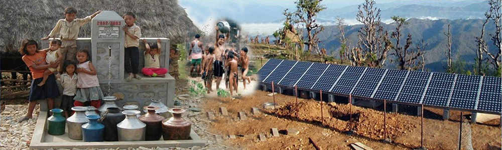 Solar Water Pumping System, East Nepal