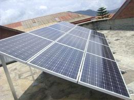 Institutional Solar Power System